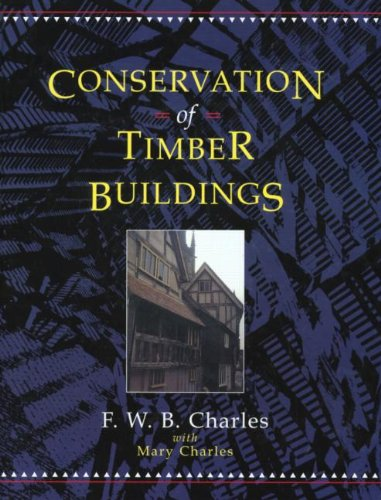9781873394175: Conservation of Timber Buildings