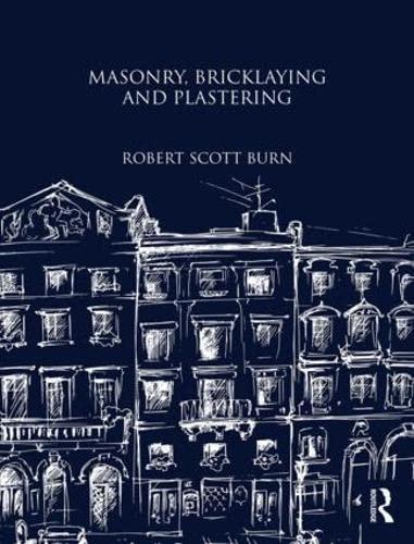 9781873394489: Masonry, Bricklaying and Plastering