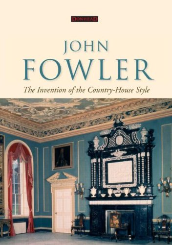 9781873394595: John Fowler: The Invention of the Country-House Style