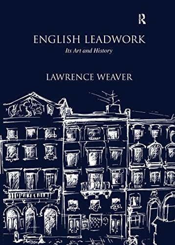 9781873394601: English Leadwork: Its Art and History