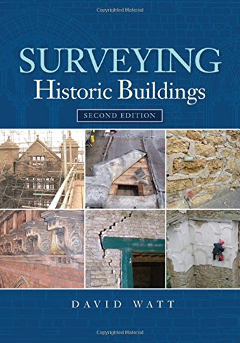 9781873394670: Surveying Historic Buildings