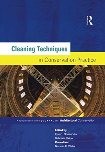 9781873394748: Cleaning Techniques in Conservation Practice: A Special Issue of the Journal of Architectural Conservation