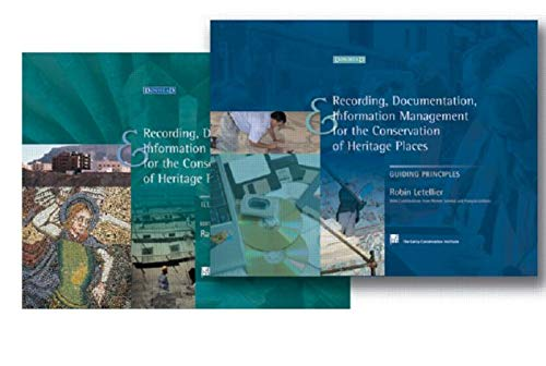 9781873394946: Recording, Documentation and Information Management for the Conservation of Heritage Places