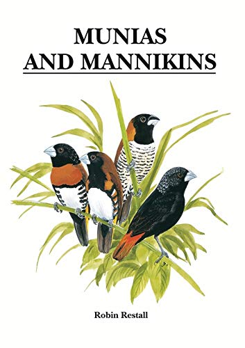 9781873403518: Munias and Mannikins (Helm Identification Guides)