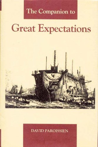 9781873403570: The Companion to Great Expectations (The Dickens Companions)