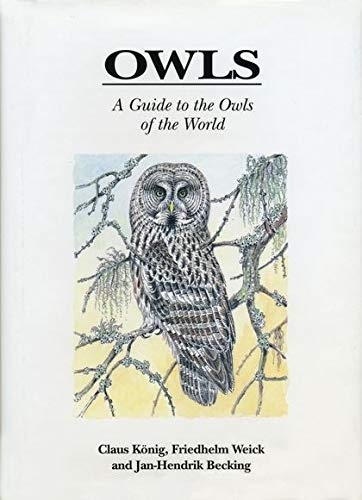 9781873403747: Owls: A Guide to the Owls of the World