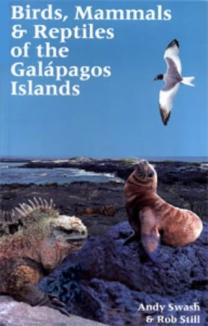 9781873403822: Birds, Mammals and Reptiles of the Galapagos Islands
