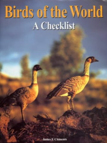 9781873403938: BIRDS OF THE WORLD: A Check List
