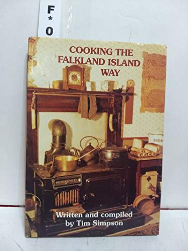 9781873406021: Cooking the Falkland Island way