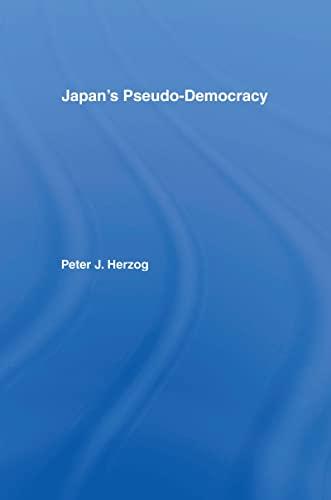 9781873410073: Japan's Pseudo-Democracy