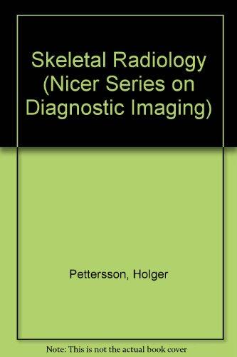9781873413456: Skeletal Radiology (Nicer Series on Diagnostic Imaging)