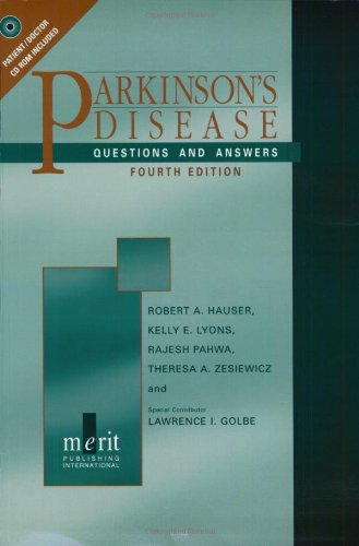 9781873413685: Parkinson's Disease: Questions and Answers, Fourth Edition