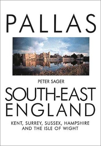 9781873429099: South East England (Pallas guides)
