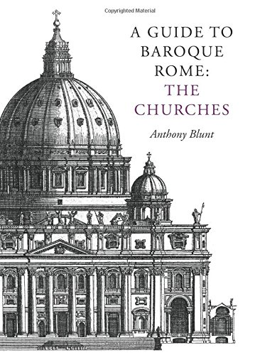 9781873429181: A Guide to Baroque Rome: The Churches: Churches v. 1 (Pallas Guides Pallas Guides)