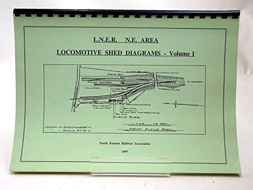 9781873513095: LNER Locomotive Shed Diagrams: Pt. 1