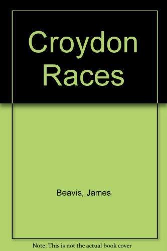 9781873520284: Croydon Races