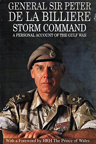 9781873544464: Storm Command: A Personal Account of the Gulf War