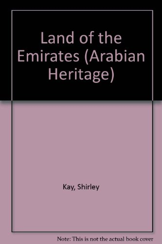 9781873544723: Land of the Emirates