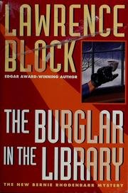 9781873567296: The Burglar in the Library