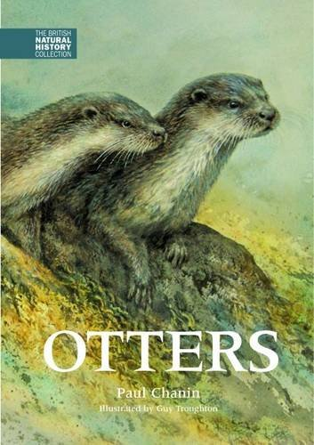9781873580844: Otters (The British Natural History Collection)