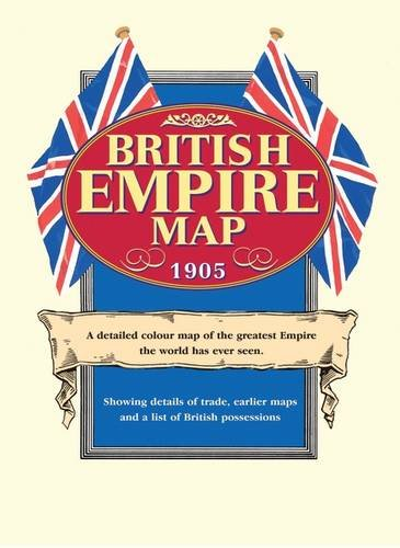 9781873590034: British Empire Map 1905
