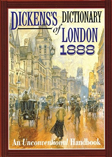 9781873590041: Dickens' Dictionary of London 1888
