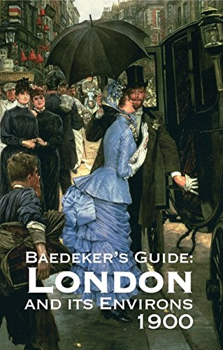 9781873590263: Baedeker's London and Its Environs 1900