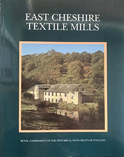 9781873592137: East Cheshire textile mills