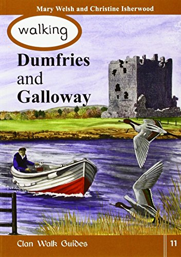 9781873597231: Walks in Dumfries and Galloway