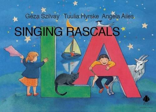 9781873604137: Singing Rascals LA