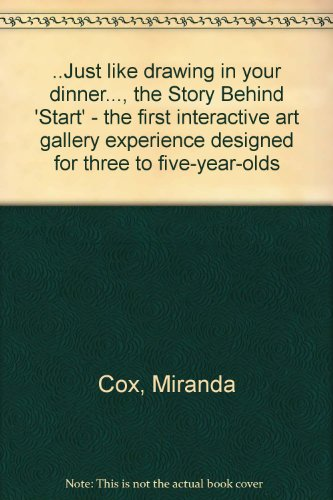 "Just like drawing in your dinner."", the Story Behind 'Start' - the first interactive..."