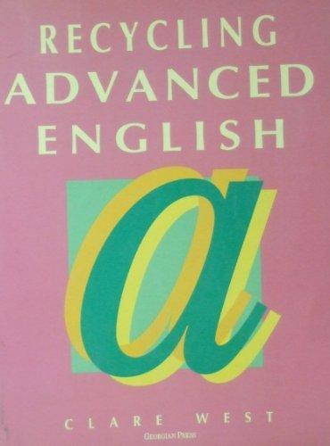 9781873630082: Recycling Advanced English