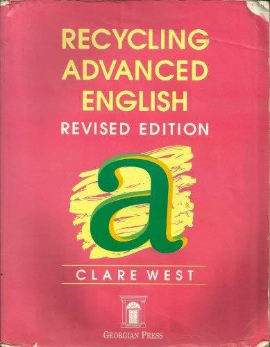 9781873630327: Recycling Advanced English