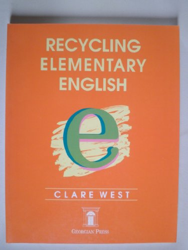 9781873630341: Recycling Elementary English