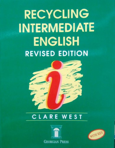 9781873630433: Recycling Intermediate English: With Key