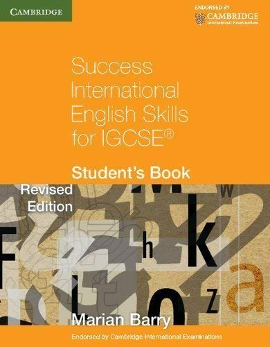 9781873630440: Success International: English Skills for IGCSE
