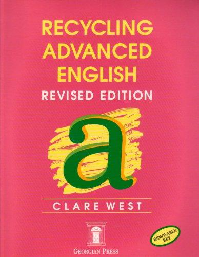 9781873630587: Recycling Advanced English