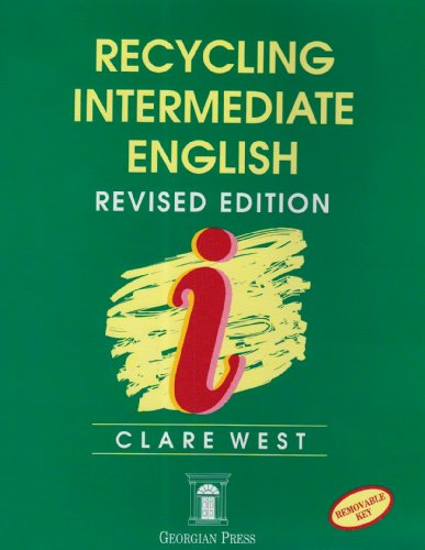 9781873630594: Recycling Intermediate English with Removable Key
