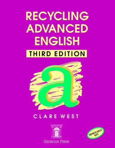 9781873630624: Recycling Advanced English