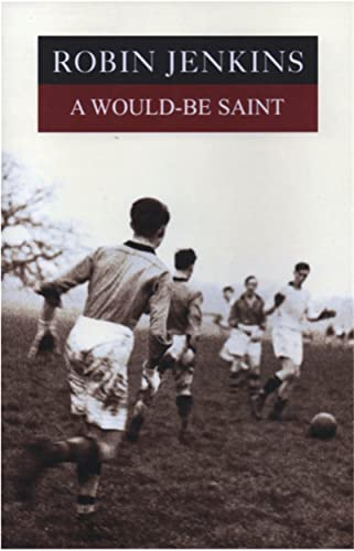 A Would-be Saint: Jenkins, Robin