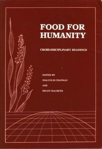 9781873640005: FOOD FOR HUMANITY, CROSS-DISCIPLINARY READINGS.