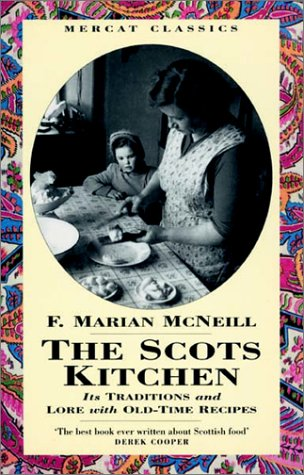 9781873644232: The Scots Kitchen (Mercat classics)