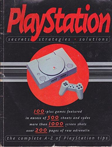 9781873650059: PlayStation: v. 1: Secrets, Strategies, Solutions