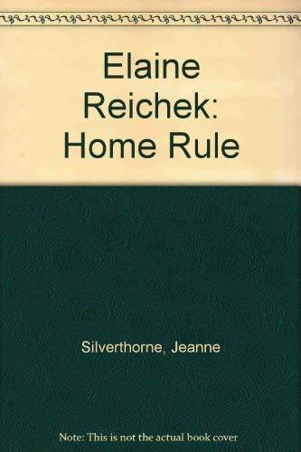 9781873654088: Elaine Reichek Home Rule