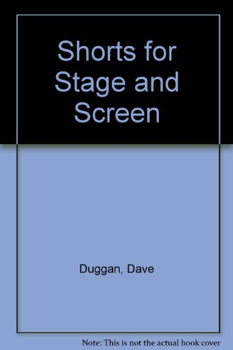 9781873687987: Shorts for Stage and Screen