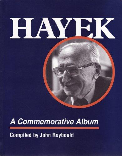 Hayek : A Commemorative Album: Raybould, John