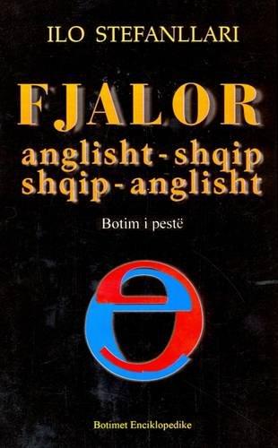 9781873722725: English-Albanian and Albanian-English Dictionary