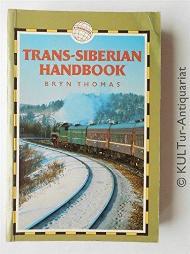 9781873756041: Trans-Siberian Handbook