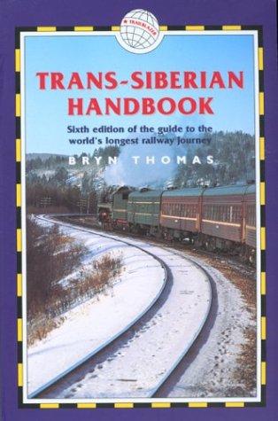 9781873756706: Trans Siberian Handbook