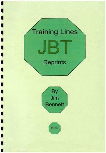 Training Lines: Reprints on Driving Instruction (9781873761069) by Jim Bennett; Jim Bennett Training Systems